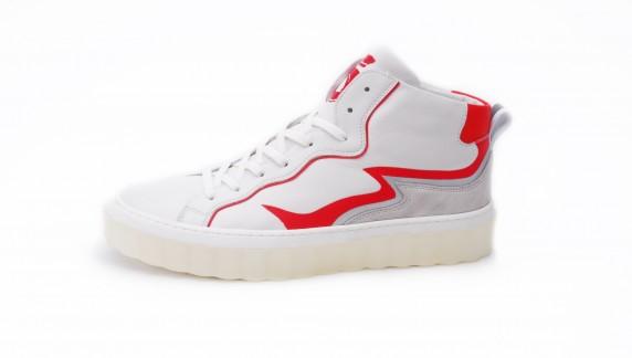 JSB01 white/red