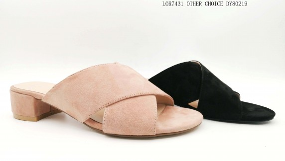LOR7431 OTHER CHOICE  KID   SUEDE