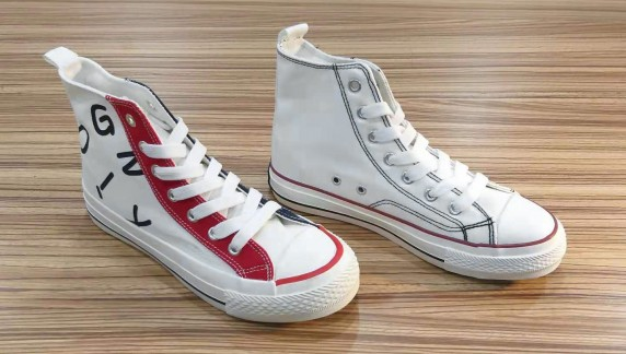 Vulcanized Shoes  D