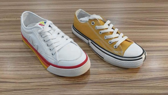 Vulcanized Shoes  B