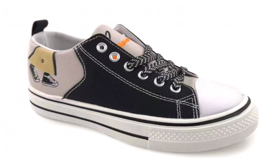 Vulcanized Shoes  E