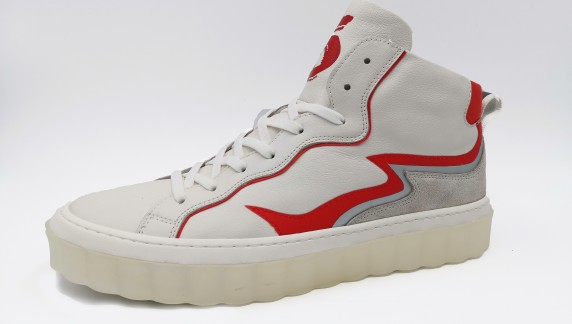 BO192001 white/red